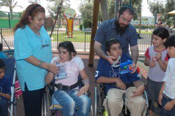 יום כיף בפארק רעננה 2006