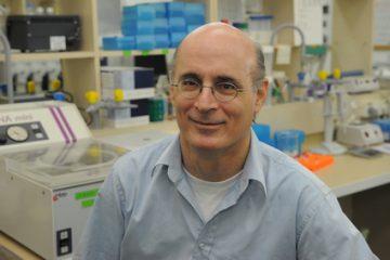 פרופ' גידי רכבי, זוכה פרס ישראל בחקר הרפואה 2020