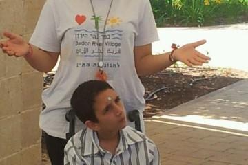 נרגעים בכפר הירדן